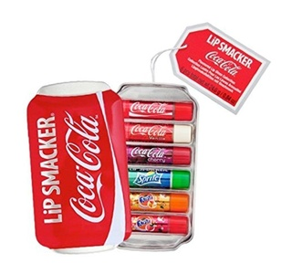 Lip Smacker Coca Cola Lip Gloss Pack of 6 by Lip Smacker