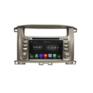 7 inch Quad-core RK3188 5.1 Android dvd player for car for TOYOTA LAND CRUISER 100 1998-2007 / LC 100 / Lexus LX 470 with can bus free map