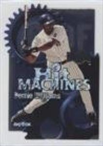 Bernie Williams (Baseball Card) 2000 Skybox Metal - Hit Machines #6 H