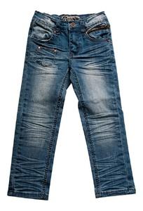 Rowan Christian Couture Brayden Hipster Blue Wash Premium Denim Jeans (5T)