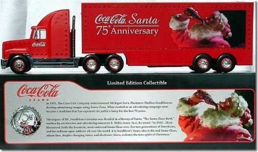 Coca Cola 75th Anniversary by Coca-Cola