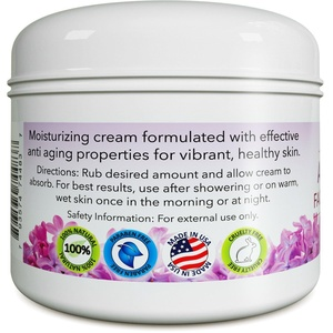 Best Facial Moisturizers for Sensitive Skin - Natural Anti Aging Cream for Women and Men - Anti Wrinkle Eye Cream - Skin Tightening Cream for All Skin Types - Daily Moisturizer Fragrance Free Lotion