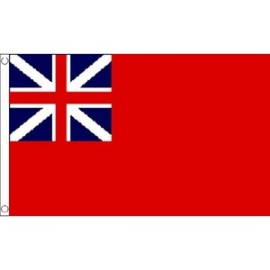 Red Ensign Colonial Small Flag 3Ft X 2Ft British Navy Naval Banner New by Red Ensign Colonial