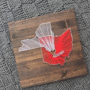 Two States String Art-12