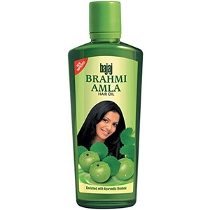Bajaj Brahmi Amla Hair Oil by Bajaj Brahmi Amla Hair Oil
