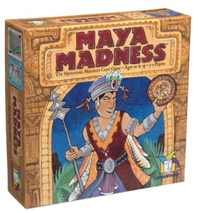 Maya Madness : The Mysterious Numbers Card Game by Card Games Gamewright