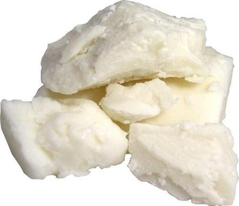 100% Pure Unrefined Raw SHEA BUTTER - (5 Pounds) from the nut of the African Ghana Shea Tree by African Shea Butter