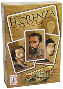 Florenza: The Card Game by Golden Egg Games