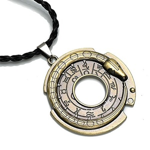 New Arrival Assassin's Creed Metal Necklace Connor Amulet Collection Gift