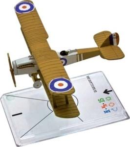 Wings of War: Series 2 Miniature: De Havilland D.H.4 (Cadbury & Leckie) by Wings of War