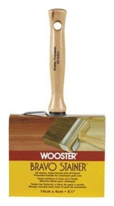 5-1/2Bravo Stain Brush by Wooster Brush