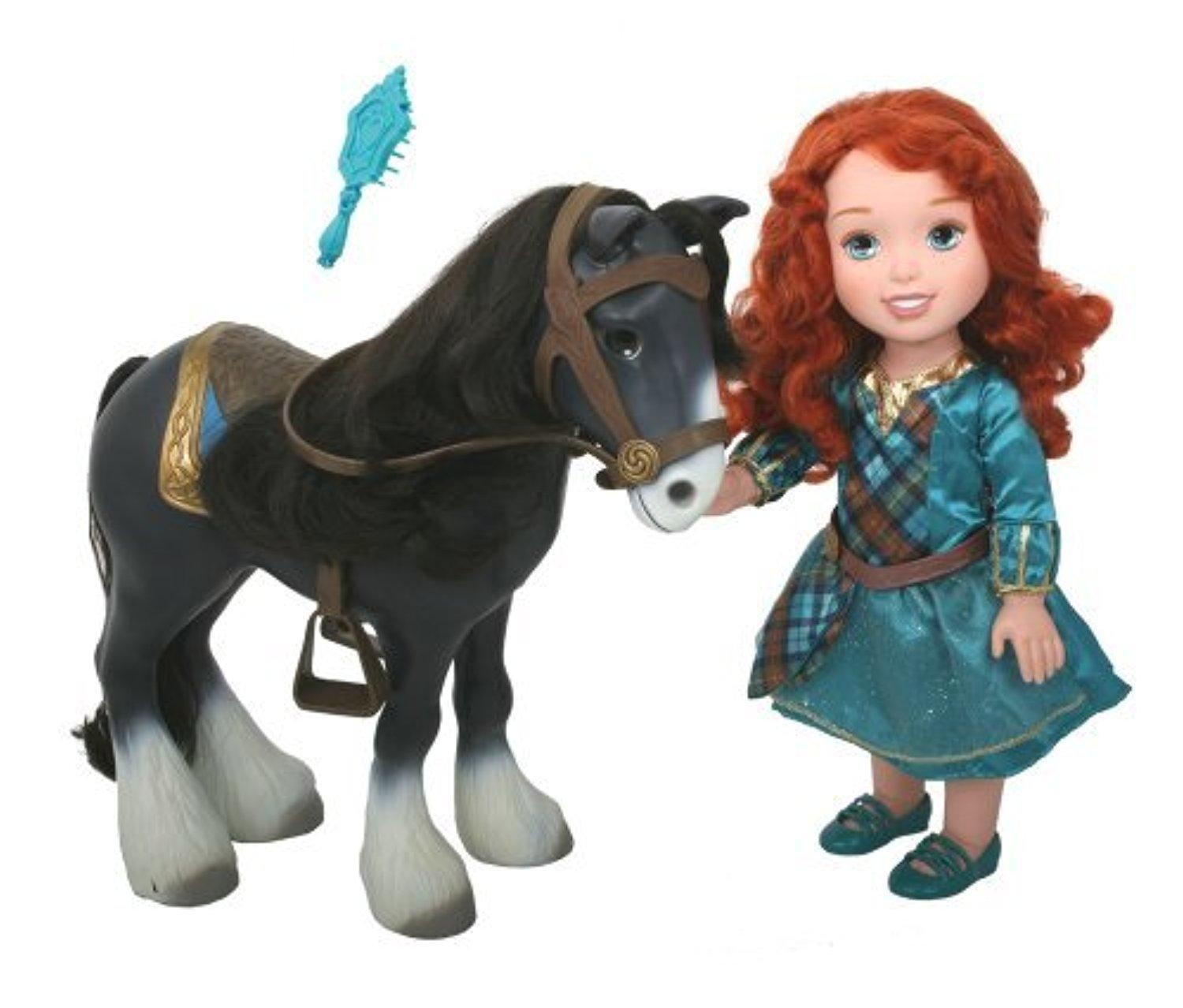 online store: my first disney princess brave merida with angus