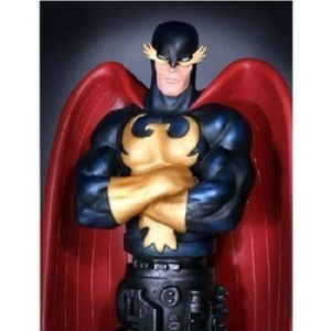 Nighthawk Classic (Defenders) Mini-Bust by Bowen Designs! by Bowen Designs