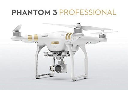 DJI Phantom 3 Professional Refurbished (DJI Official Refurbished)
