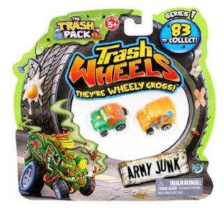 The Trash Pack Wheels 2 Trashies by Trash Pack