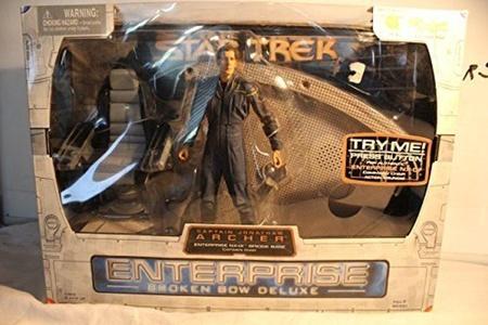 Enterprise Broken Bow Deluxe Jonathan Archer by Star Trek Enterprise
