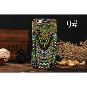 4 Generations Of The King PC With Painting Back Case For Iphone6 Plus,6S Plus(7#~12#)(Assorted Color) ( Color : 10# , Compatible Models : IPhone 6s Plus/6 Plus )