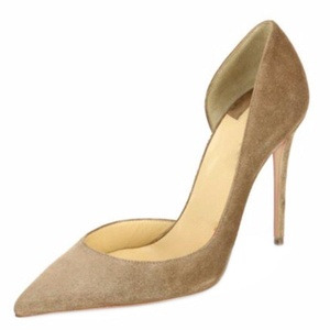 Eithy Women's D'Orsay Stiletto High Heels Closed Pointed Toe Dress Party Pumps 5 M US