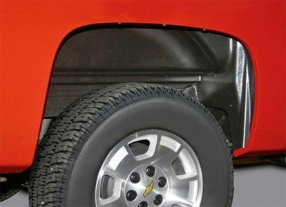 Rugged Liner Inner Wheel Fender Well Liners - Rear by Rugged Liner