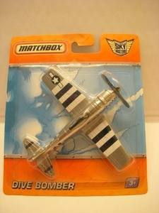Matchbox Sky Busters - Dive Bomber by Sky Busters, Matchbox