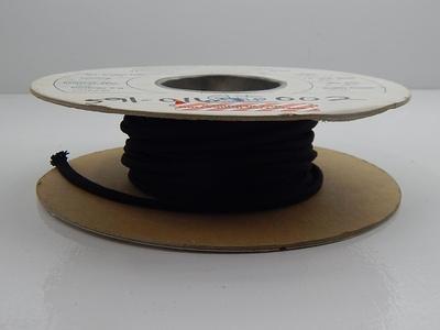 Santa Fe Textiles 591-0169-002 Black Nylon Sleeving T87675