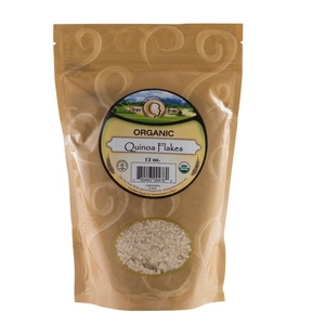 Grain Brain Organic Quinoa flakes (12 ounces x 4)