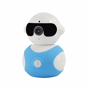 Putars Smart Cloud Wifi IP Camera - Night Vision Wireless Security Camera System - 960p HD Video Surveillance Recording Streamed On Smart Devices-Audio Baby Monitor, Pet Cam, & Senior Monitoring