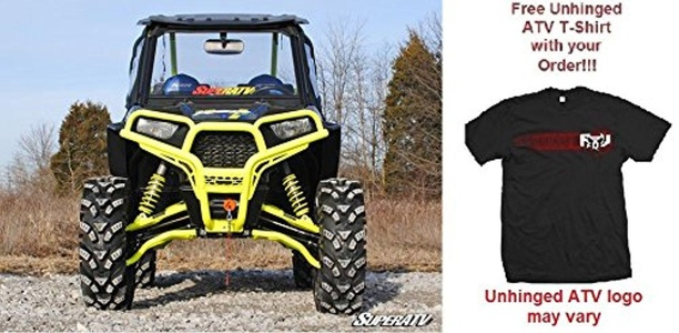 Bundle: 2 Items SuperATV Polaris RZR 900 / 1000 3