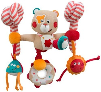 Activity Spiral Soft Toy by Activity Spiral