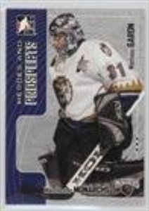 Mathieu Garon (Hockey Card) 2005-06 In the Game Heroes and Prospects #80