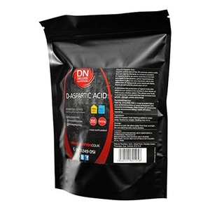 Deluxe Nutrition D-Aspartic Acid 500g Resealable Pouch by Deluxe Nutrition