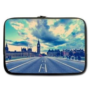 Fashion Design Bridge Of London England Sleeves for Laptop,Macbook Air,Macbook Pro,Notebook Computer 17