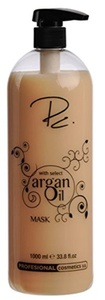 Profesional Cosmetics Argan Oil Hair Mask 33.8 oz Bottle With Pump