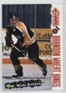 Wade Redden (Hockey Card) 1994-95 Classic CHL Previews #CP3