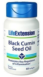 Life Extension - Black Cumin Seed Oil - 60 Gels (Pack of 2) by LifeExtension