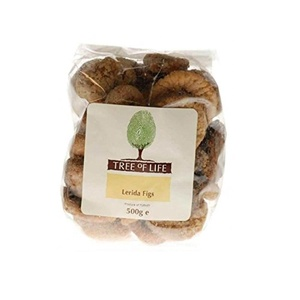 Tree of Life Lerida Figs 500g - Pack of 2