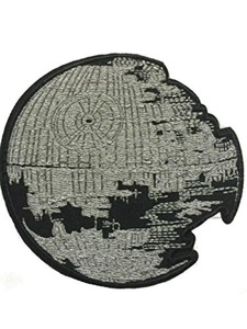 Star Wars The Empire DeathStar Embroidered Patch by Patch