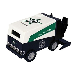 NHL Hockey - Dallas Stars - Zamboni Digital Electronic Coin Counting Bank by NHL