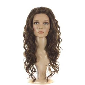Hair By MissTresses Coco Long Curly Lace Front Wig, Mid Brunette by Hair By MissTresses