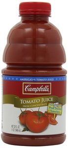 Campbell's Tomato Juice, 32 Ounce