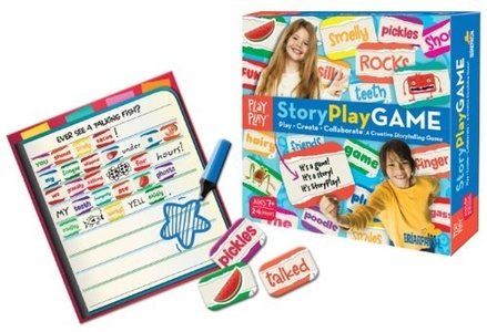 Story Play Board Game by Play