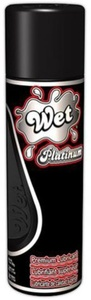 Wet Platinum Premium Lubricant 3.1 oz by Wet