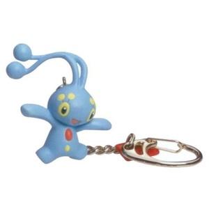 Pokemon Diamond and Pearl Keychain Series 14 - Manaphy Figure - Gotta Catch ' em all by PokE?mon