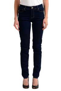 Versace Jeans Blue Women's Skinny Leg Jeans US 5 IT 27;