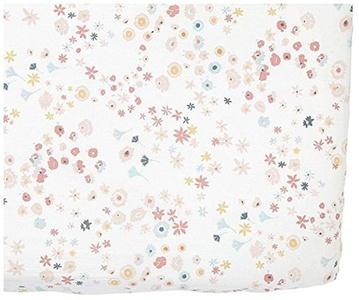 Pehr Designs Meadow Crib Sheet, Pink by Pehr Designs