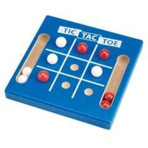 Tic Tac Toe Marble Game by CAROLINE RIVAS