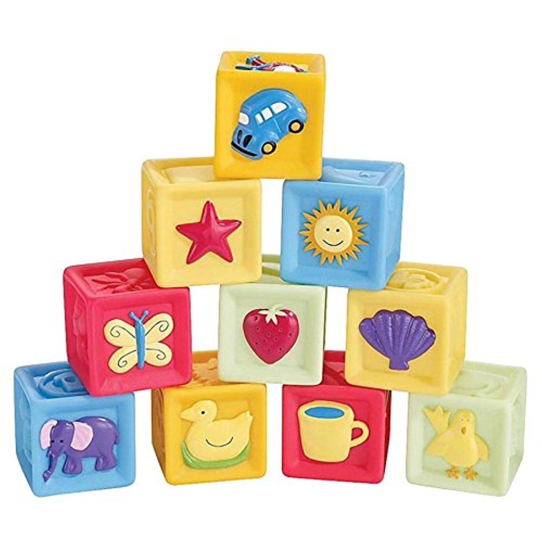 line Store Utoysland 10pcs Set Baby Blocks Toys Non Toxic Soft