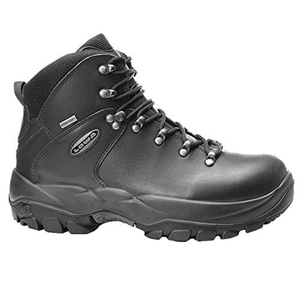 Lowa Unisex-Adult Leandro Mid S3 Gore-Tex Boots, Black, 9.5 UK by Lowa