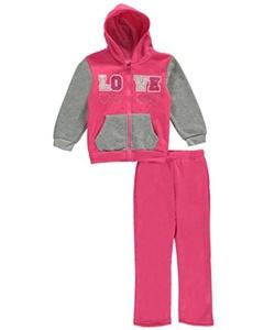 Girls Pink Little Girls'