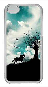 iPhone 5c case, Cute Make Wish iPhone 5c Cover, iPhone 5c Cases, Hard Clear iPhone 5c Covers